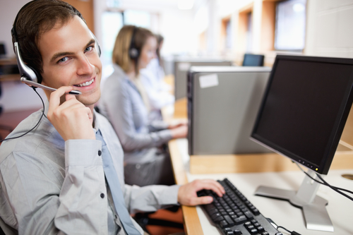 Call Support - Contact us